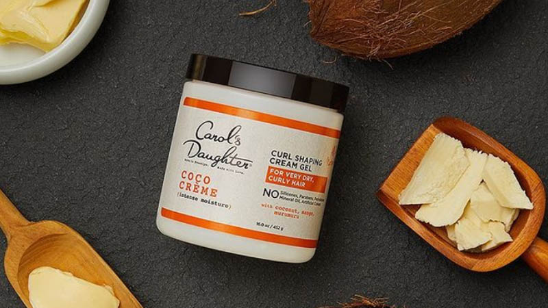 Carols Daughter Coco Creme New Curl Shaping Cream Gel with Coconut Oil