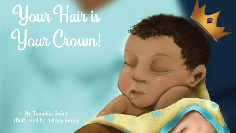 Your Hair Is Your Crown Book